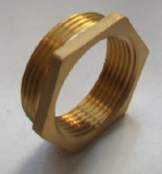 Brass Foundry - Thread Reducing Bushes 1.1/2 x 1.1/4 - 07000430